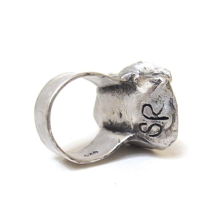 azurite druzy ring susan ritter